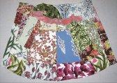 Veste en soies japonaises (dos)