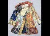 Veste en soies japonaises (devant)