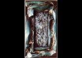 (1) - Cadre X, 90 x 180 cm, carton, tissu, peinture, bois