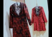 Vestes en laine et en soie
