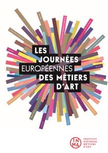 Les Journées Européennes des Métiers d'Arts